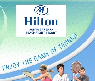 Santa Barbara School of Tennis at Fess Parkers DoubleTree Resort, Santa Barbara, California - Learn how to compete, win, and enjoy the game of tennis!