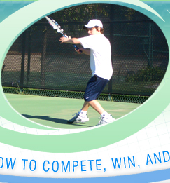 Santa Barbara School of Tennis at Hilton Santa Barbara Beachfront Resort - Learn how to compete, win, and enjoy the game of tennis!