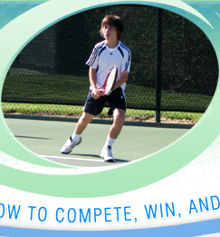 Santa Barbara School of Tennis at Elings Park - Learn how to compete, win, and enjoy the game of tennis!
