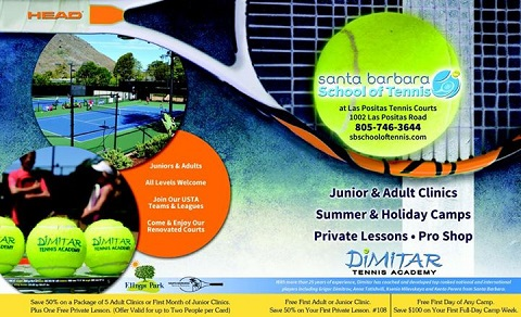 Santa Barbara School of Tennis Axxess