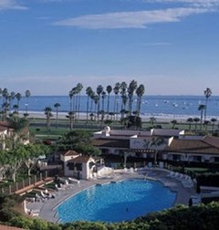 Santa Barbara School of Tennis at Fess Parker Double Tree - Santa Barbara, CA