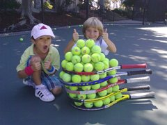 Summer Camps with Santa Barbara School of Tennis at Fess Parker's DoubleTree Resort Santa Barbara, California